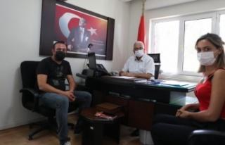 Yatağan'da Okullar Yüz Yüze Eğitime Hazır