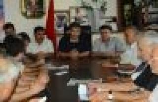 AK Parti'den Yerel Seçim Toplantısı