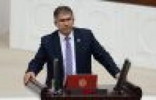 """AK Partili Öztürk'ten CHP'li Aldan'a """"İt""""..."""