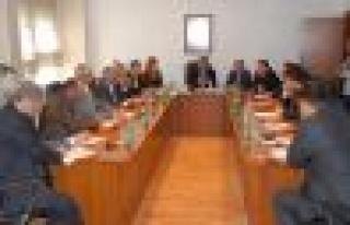 Belediye Meclisi'nin Yeni Kadrosu İlk Kez Toplandı