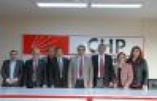 CHP heyetinden Muğla çıkarması