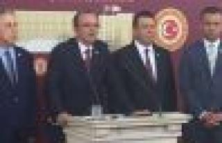 """CHP milletvekilleri: """"Yatağan'ı meclis araştırsın"""""""