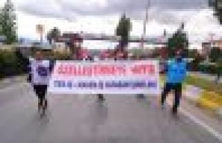 Enerji ve Maden İşçileri AK Parti İlçe Teşkilatı'na...