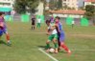 Gergin maçın kaybedeni yine Yatağanspor