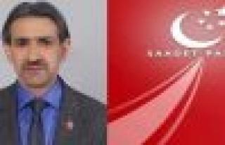 "İlyas Zeki: ""Saadet Partisi, Siyonizmin tek korkusudur"""