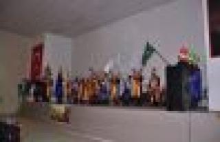 İstiklal Marşı'nın Kabulü Mehteranla Kutlandı