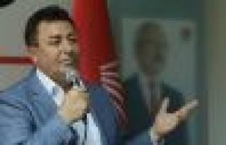 Kendisini eleştiren AK Parti İl Başkanı'na saklaması...
