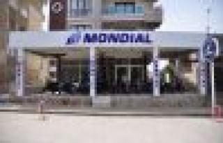 Mondial Showroom Açıldı