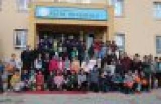 Muğla Ormanspor, öğrencilerle bir araya geldi