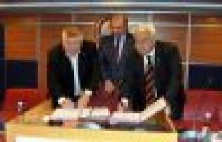 MUTSO, Kosova ve Çorlu heyetlerini ağırladı
