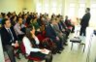 Okul Yönetici ve Öğretmenlerine Konferans