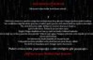 RedHack Yatağan işçileri için hackledi!