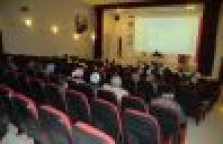 TGKK Yatağan'daki ilk konferansını düzenledi...