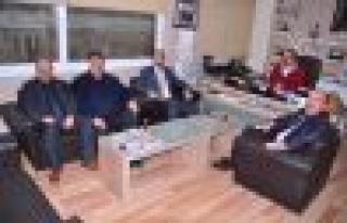 Türk Enerji Sen'den Gazetemize Ziyaret