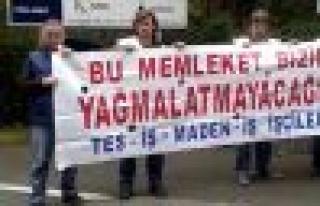 Yatağan direnişi İstanbul'da!
