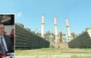 Yatağan Termik Santrali'nde elektrik üretimi geçici...