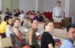 Yatağan'da Girişimcilik Eğitimine yoğun ilgi