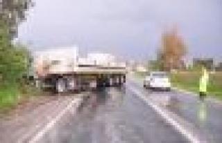 Yatağan'da Trafik Kazası