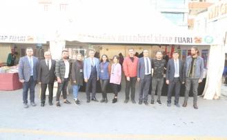 Yatağan Belediyesi Kitap Fuarı açıldı