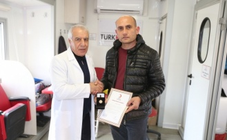 Türk Kızılayı'ndan Yatağan'da kan bağışı kampanyası
