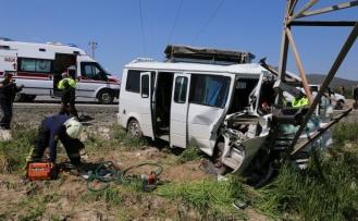 Muğla'da 2019 yılında 17 bin 202 trafik kazası meydana geldi
