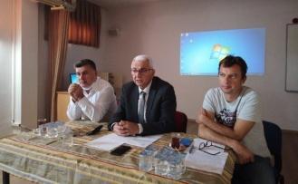 Yatağanda Okul Yöneticileri Eylül Ayı Değerlendirme Toplantısı Yapıldı