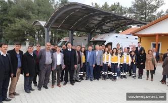 Yatağan 112'ye tam donanımlı yeni ambulans