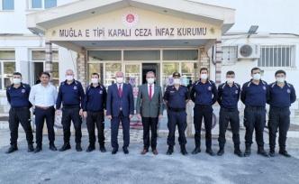 CHP'li Vekil Ceza İnfaz Kurumunu Ziyaret Etti