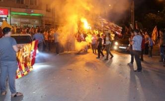 Yatağan'da Galatasaray coşkusu