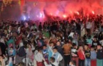 Menteşe Yerküpespor şampiyonluğunu kutladı