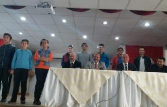 İlçe öğrenci meclisi üyeleri belli oldu