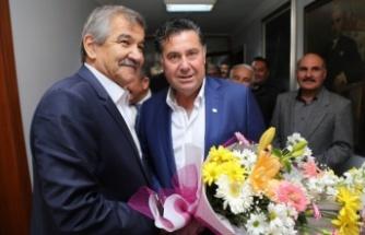 Mehmet Kocadon değişim rüzgarını bu kez Yatağan'da estirdi