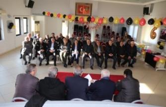 CHP'li eski ve yeni yöneticilerden Arslan'a destek