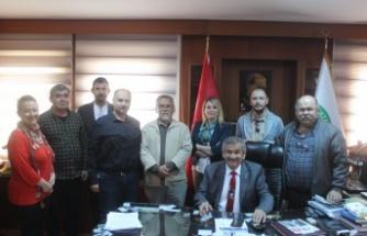 Yatağan Belediyesi ve TMMOB arasında işbirliği protokolü