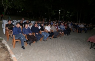 Mahalle halkı, Türk Telekom Tesisi'nin kurulmaması için ayaklandı