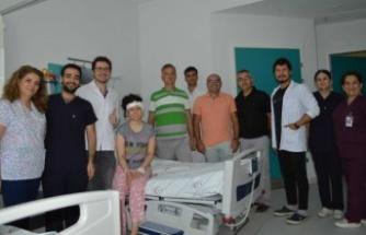 Muğla'da ilk defa biyonik kulak uygulaması gerçekleştirildi
