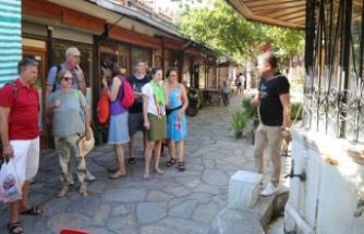 """Kültür turizmine """"tuvalet"""" engeli"""