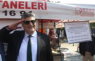 """Tekin'den Barış Pınarı Harekatı'na katılan askerlere """"Asker selamı"""""""