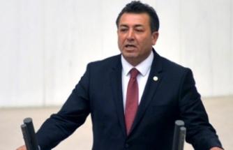 CHP'li Alban'dan Bakan Ersoy'a ağır sözler