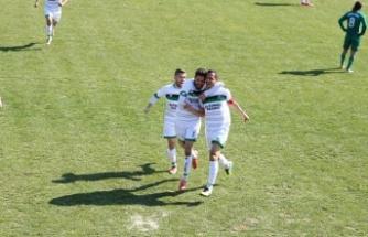 Yatağanspor'un galibiyet hasreti 5 maça çıktı