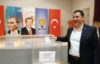 AK Parti Yatağan'da temayül yoklaması