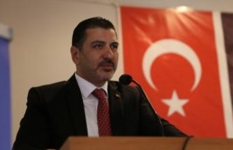 AK Parti İlçe Kongresi ertelendi