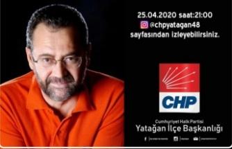 CHP eski milletvekili, sosyal medya konseri verecek