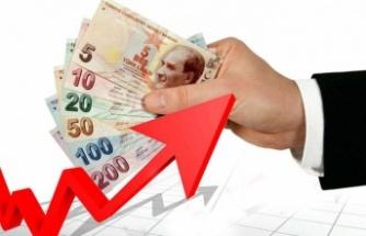 Bağımsız yıllık gayrisafi yurt içi hâsıla 2019 yılında yüzde 0,9 arttı