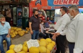 Mürsel Alban'dan Kavaklıdere çıkarması
