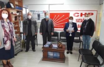 """CHP Kadın Kolları: """"Kadına şiddet politiktir"""""""
