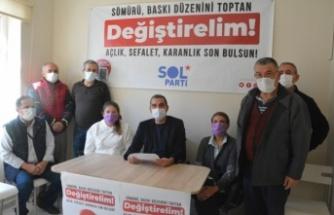 Sol Parti'den 'Değiştirelim' Kampanyası