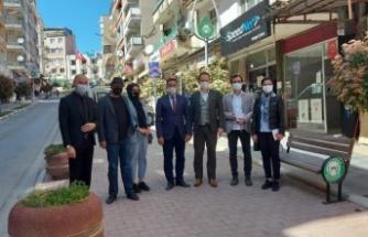 Yatağan'da sokak sağlıklaştırma için çalışma başlatıldı