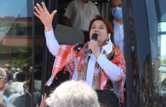 Meral Akşener, Yatağanlılara seslendi