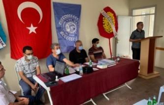 Sanayi Kooperatifinin genel kurulu gerçekleştirildi